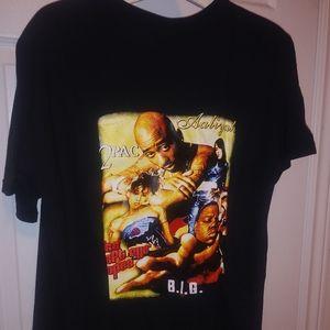 Hip Hop Legends T- Shirt